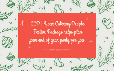 CCP   Your Catering People launch Festive Package