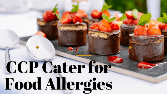 Food Allergies & Catering with CCP