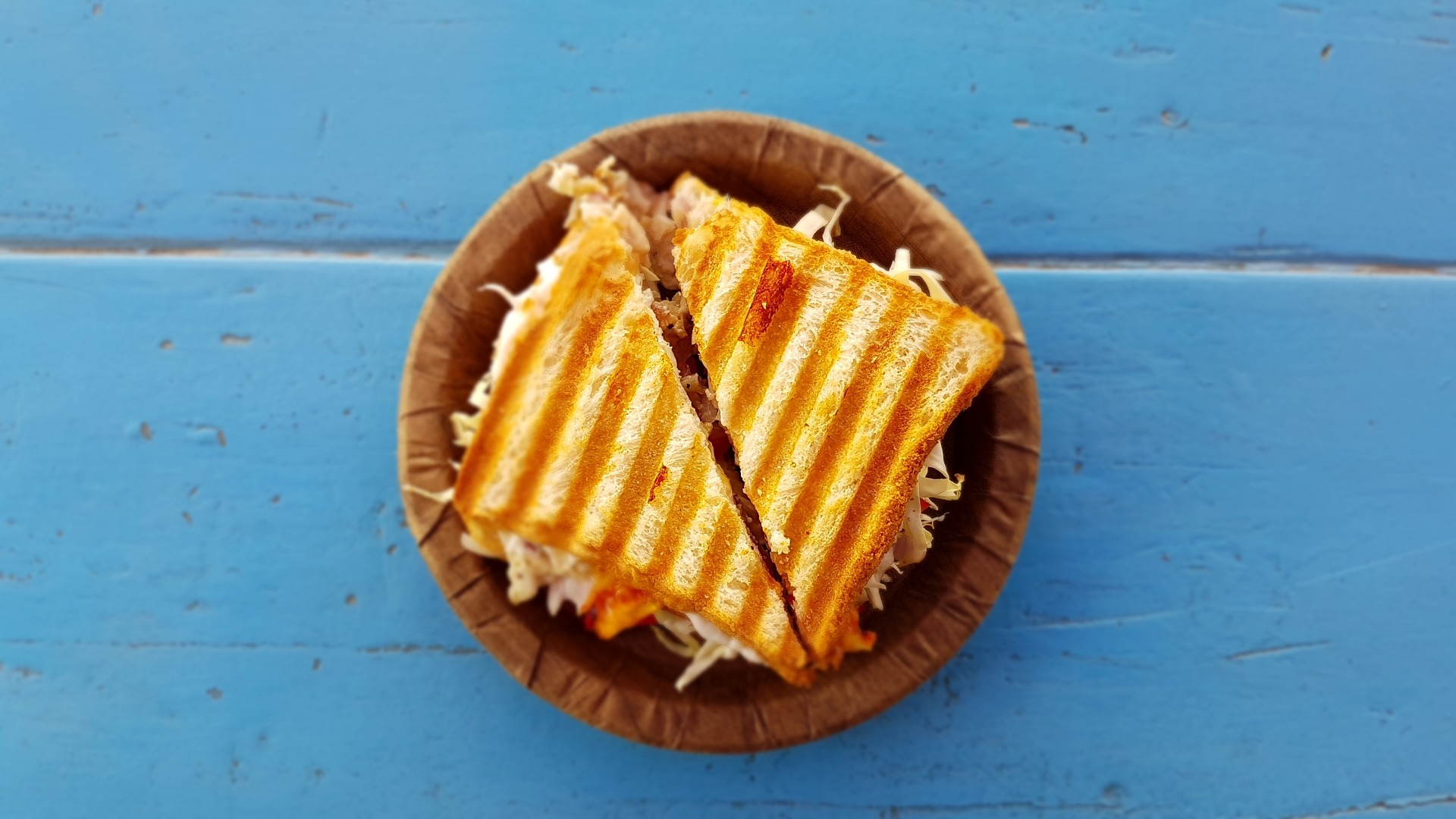 Image of Toasted Sandwich