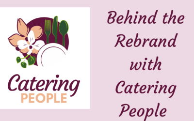 Catering People – Behind our rebrand