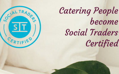 Catering People become Social Traders Certified