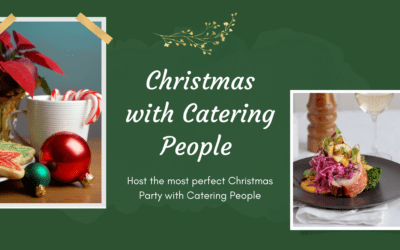 Christmas Party with Catering People